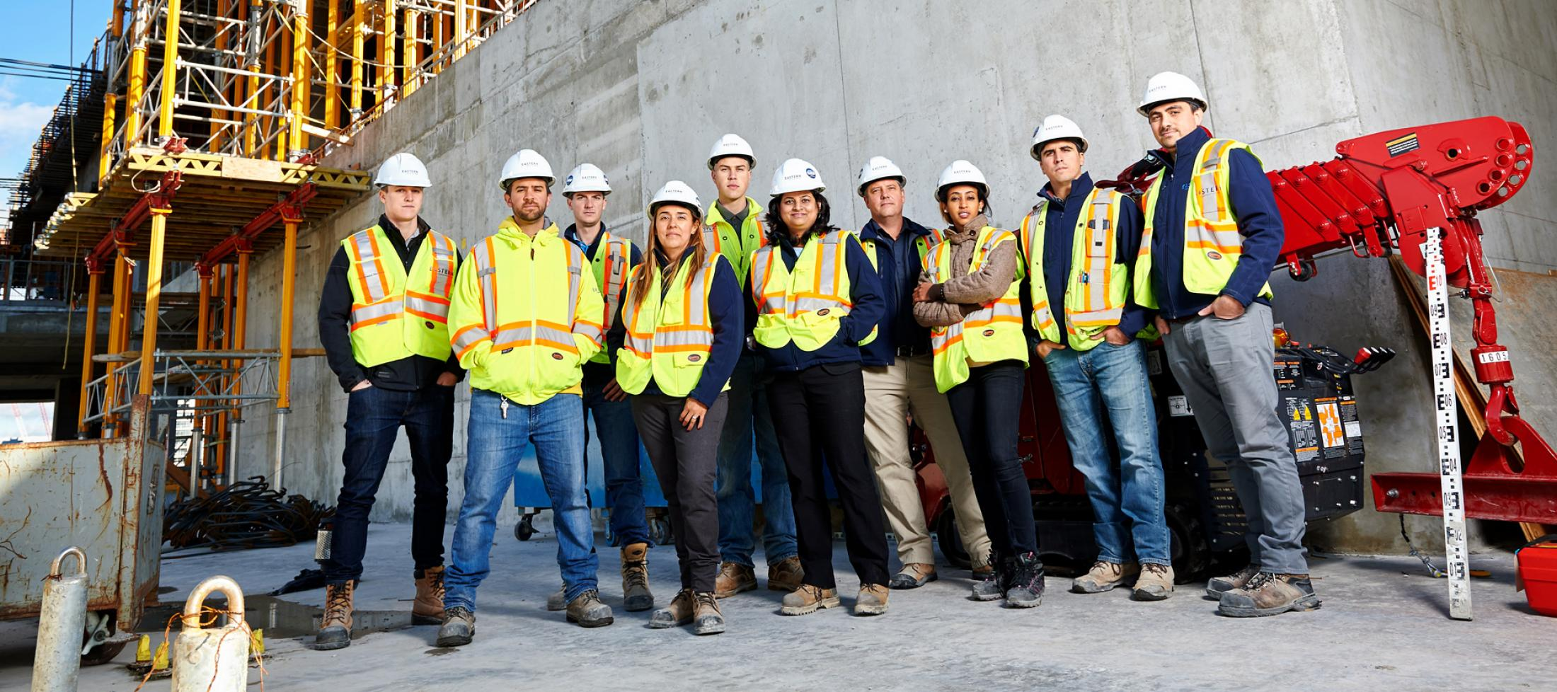 Eastern Construction Team