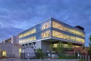 Exterior view of Humber College Building F